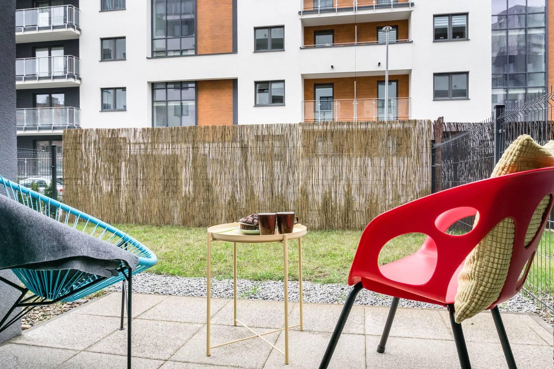 Apartament z ogrodkiem obok Olivia Business Center photo 18850664