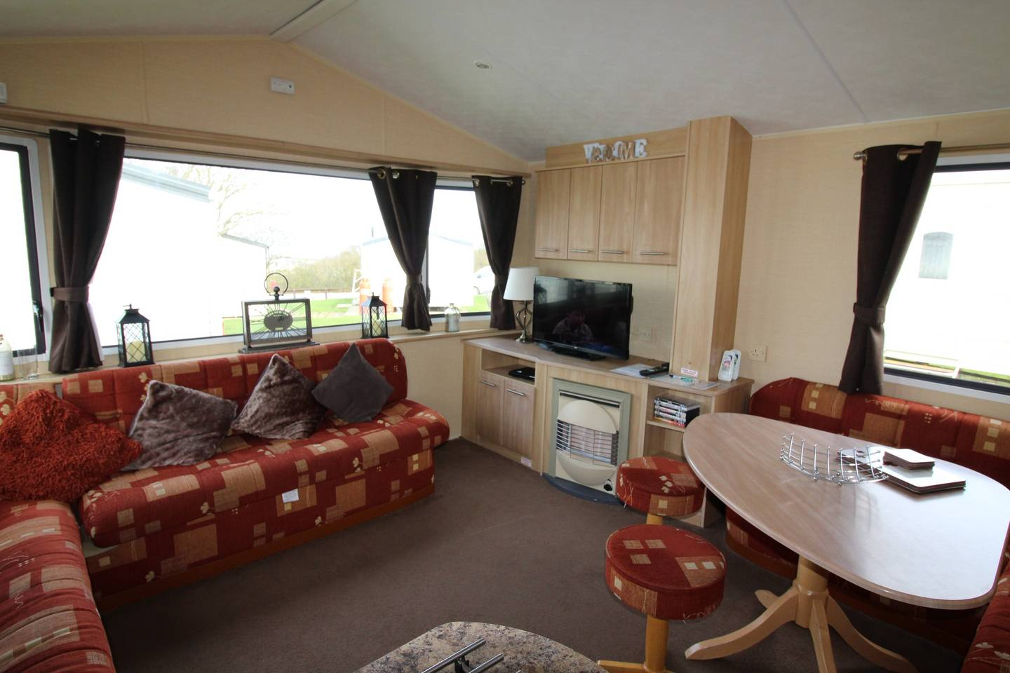 Apartment Spacious open plan Willerby Rio 2 bedroom caravan photo 18465798