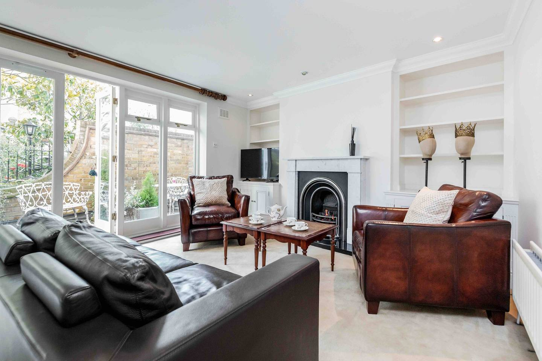 Ultra-elegant Kensington house for 7 with garden photo 16199160