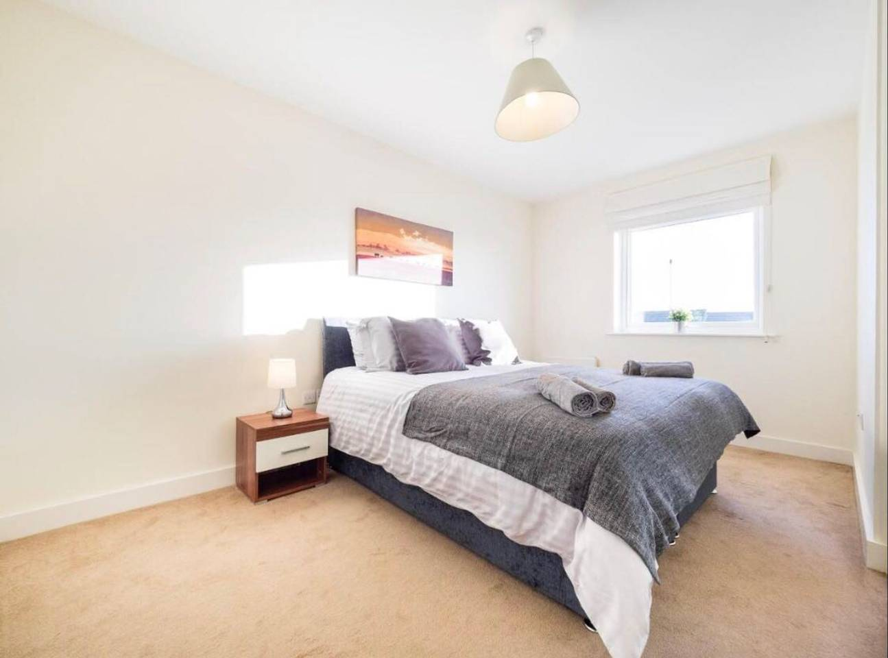 Apartment Spacious   Airy Kennet Apartment Reading sleeps 4 photo 25233700