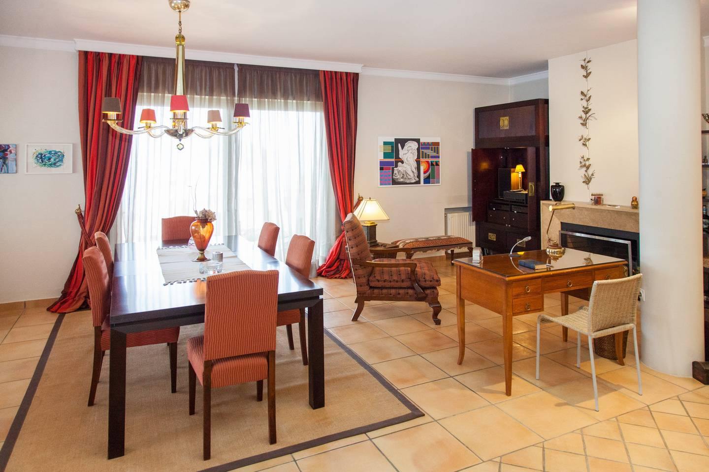 Holiday apartment Luxurious and comfortable house in Neos Vountzas (2604628), Rafina, , Attica, Greece, picture 53