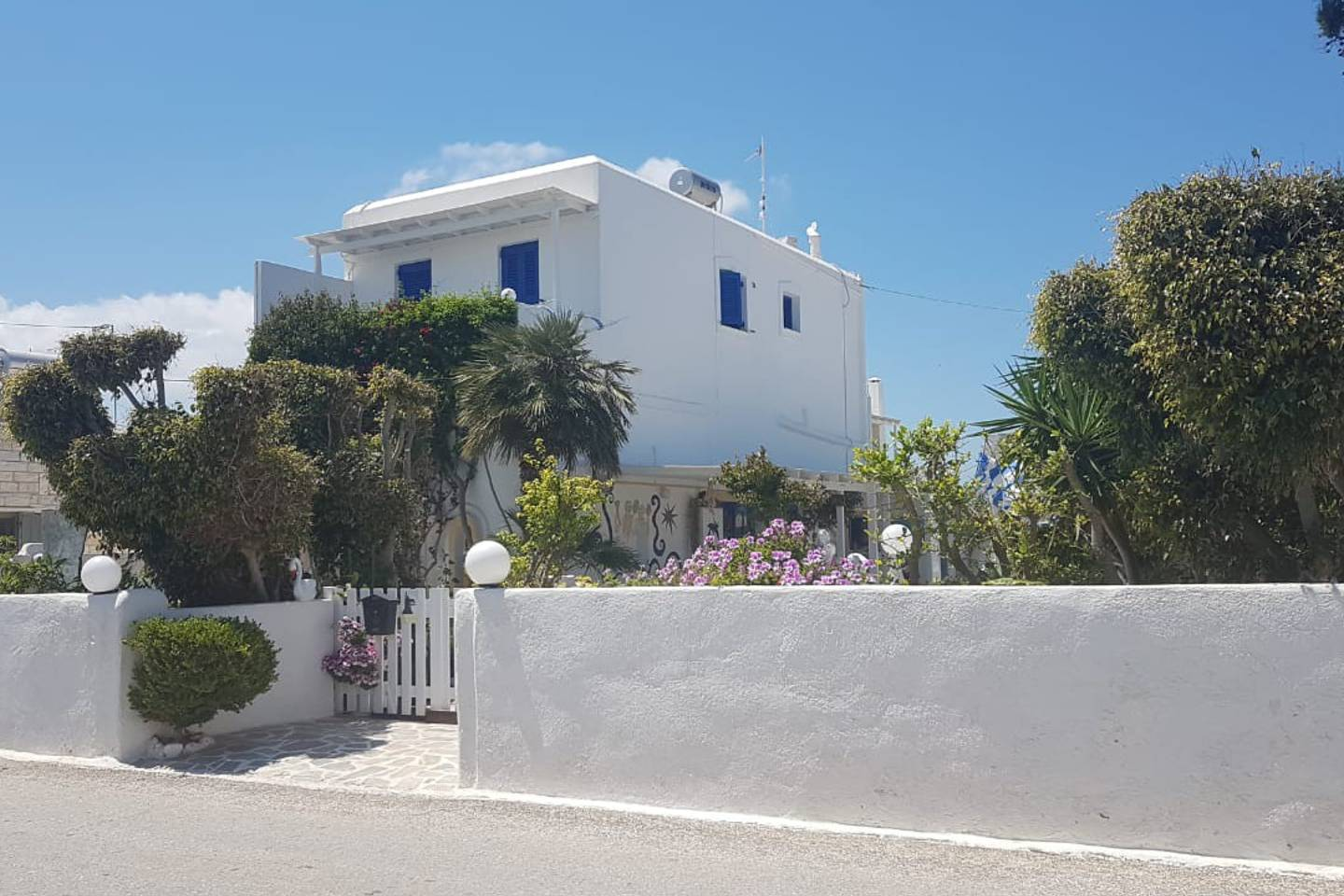 Ricos Two bedroom House - Naoussa Paros photo 18641542