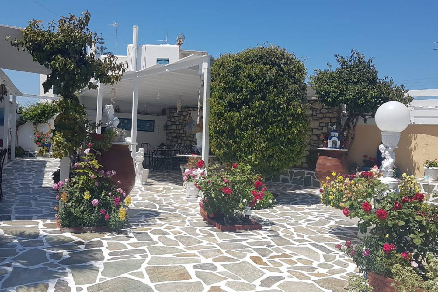 Ricos Two bedroom House - Naoussa Paros photo 18641544