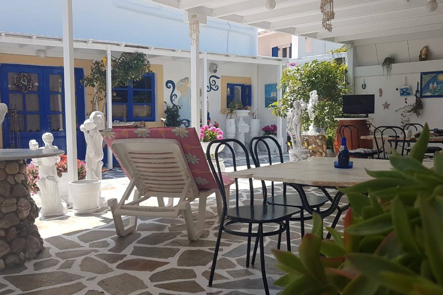 Ricos Two bedroom House - Naoussa Paros photo 18560650