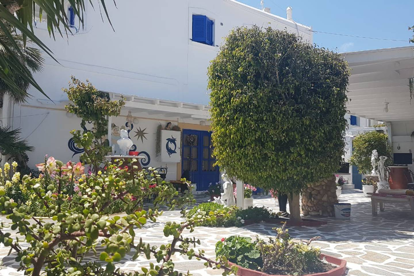 Apartment Ricos Two bedroom House - Naoussa Paros photo 18641568