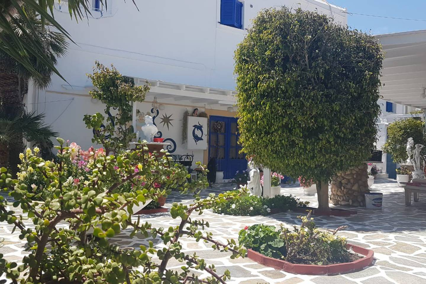 Apartment Ricos Two bedroom House - Naoussa Paros photo 18237416