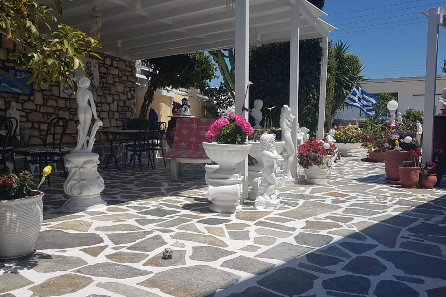 Apartment Ricos Two bedroom House - Naoussa Paros photo 18641570