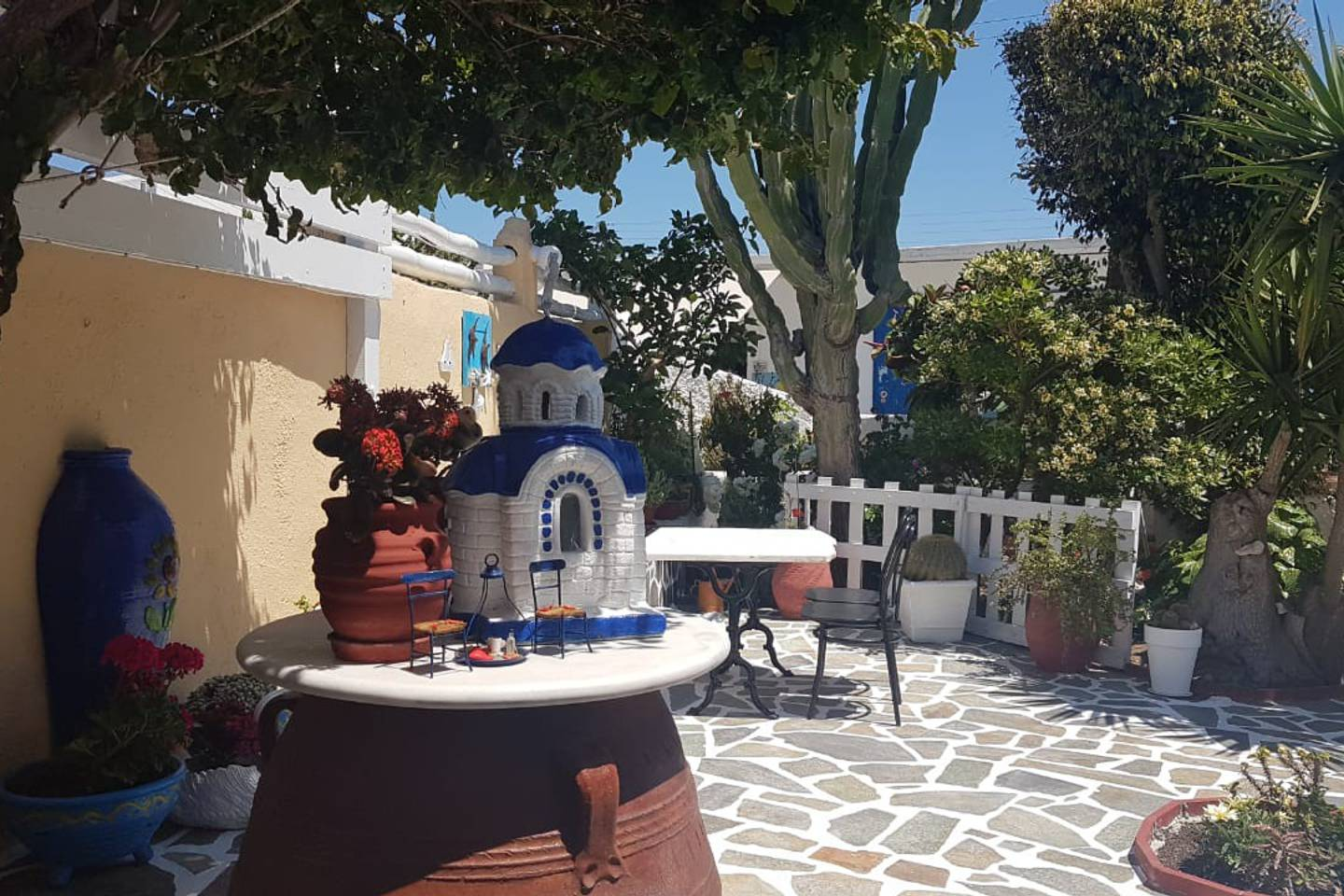 Apartment Ricos Two bedroom House - Naoussa Paros photo 18446707