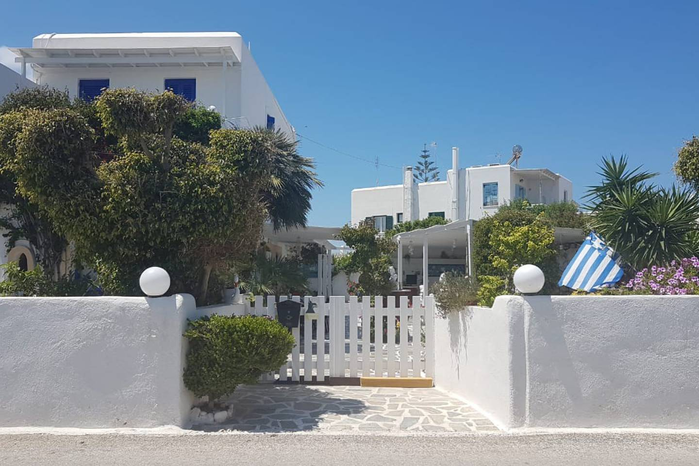 Apartment Ricos Two bedroom House - Naoussa Paros photo 18537100