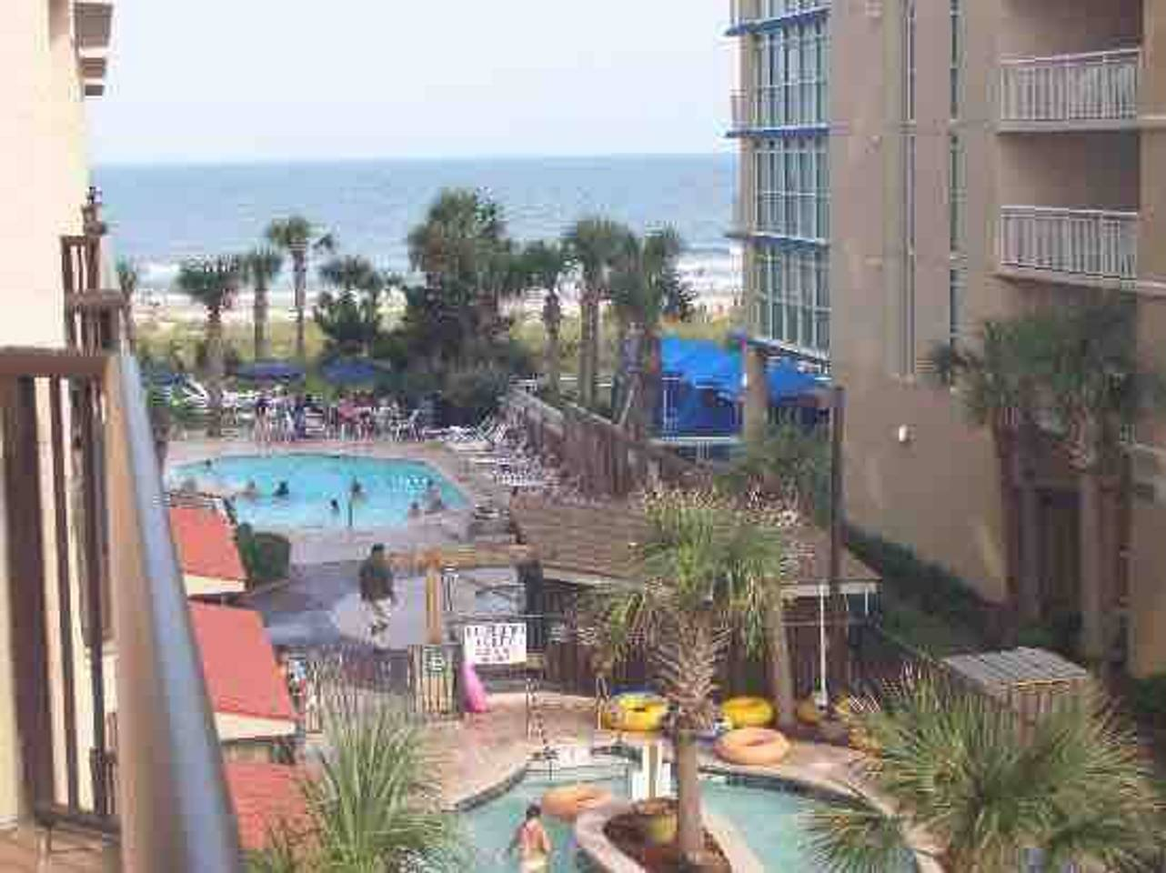 Apartment Beach Colony Resort 417  photo 16853386
