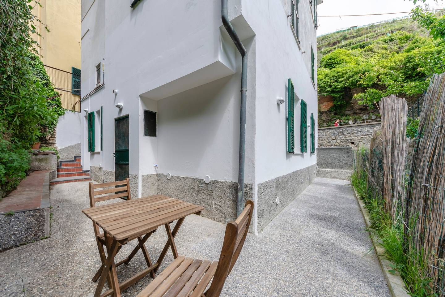 Apartment Hintown Pretty House in Vernazza  Yard Apartment photo 16908808