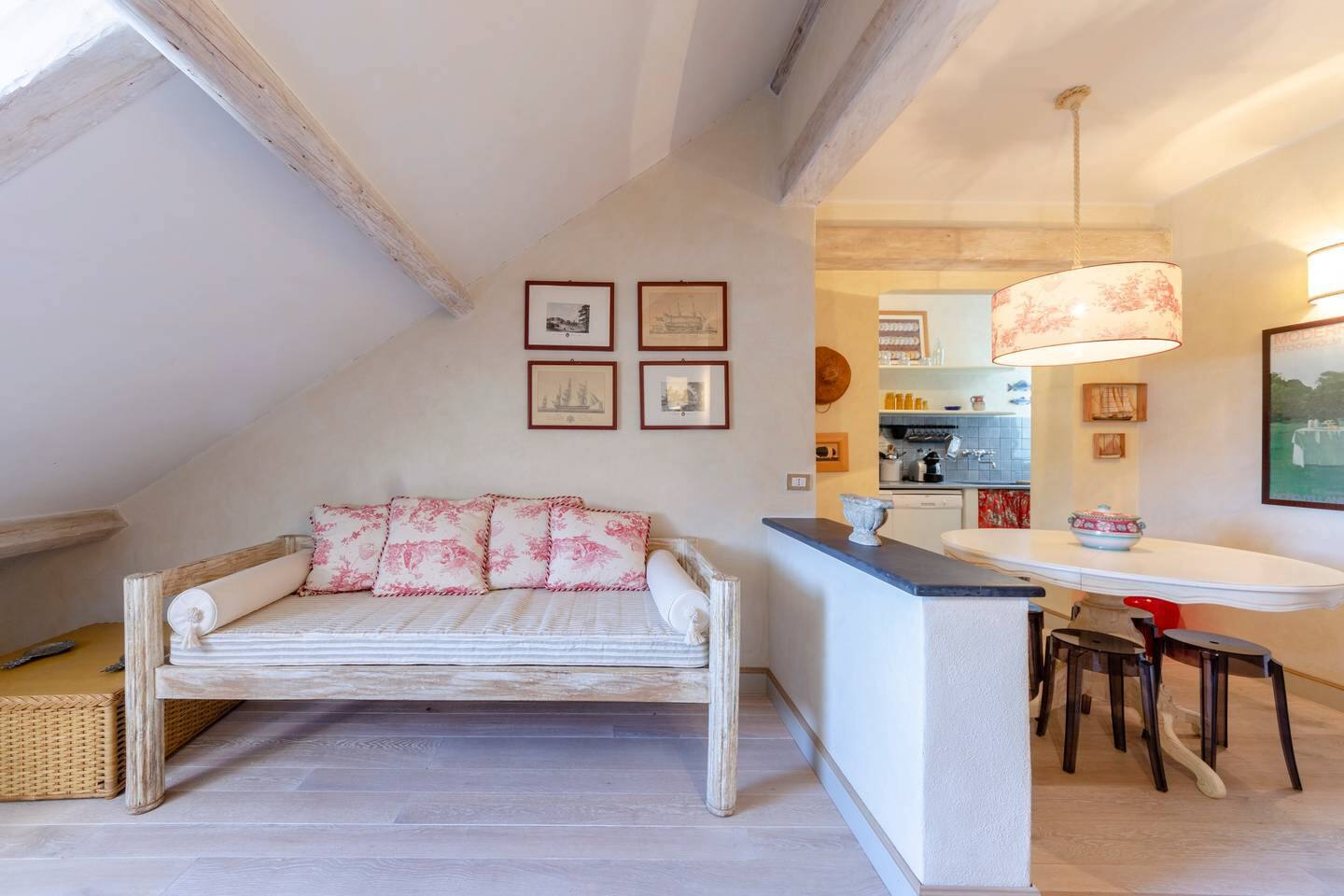 Apartment Hintown The Roof  in  Santa Margherita photo 18408714