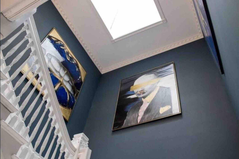 Apartment Downtown Museum District Suite Design Studio photo 25827697
