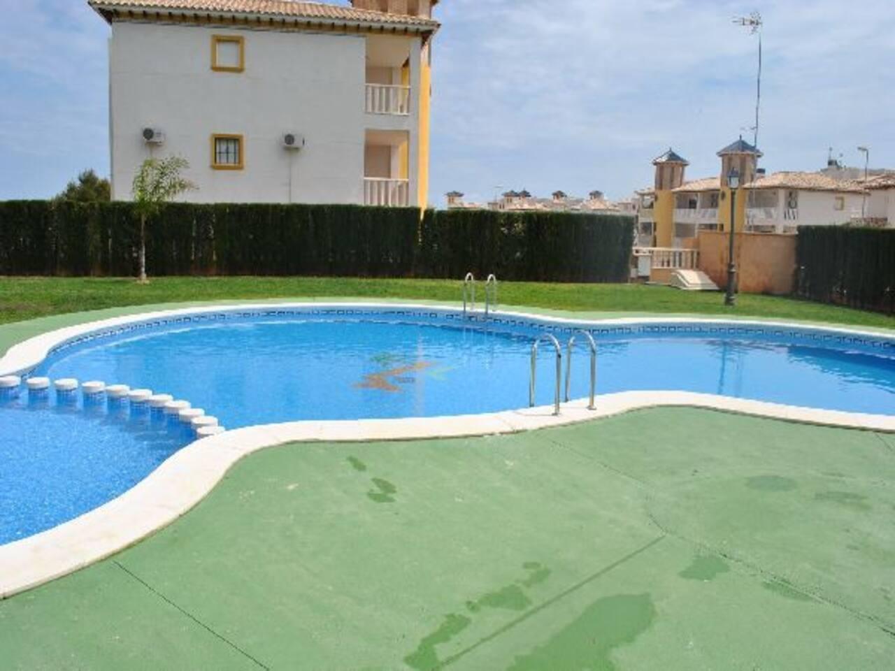 Playa Golf R5 1st flr apartment & comm pool P232 0