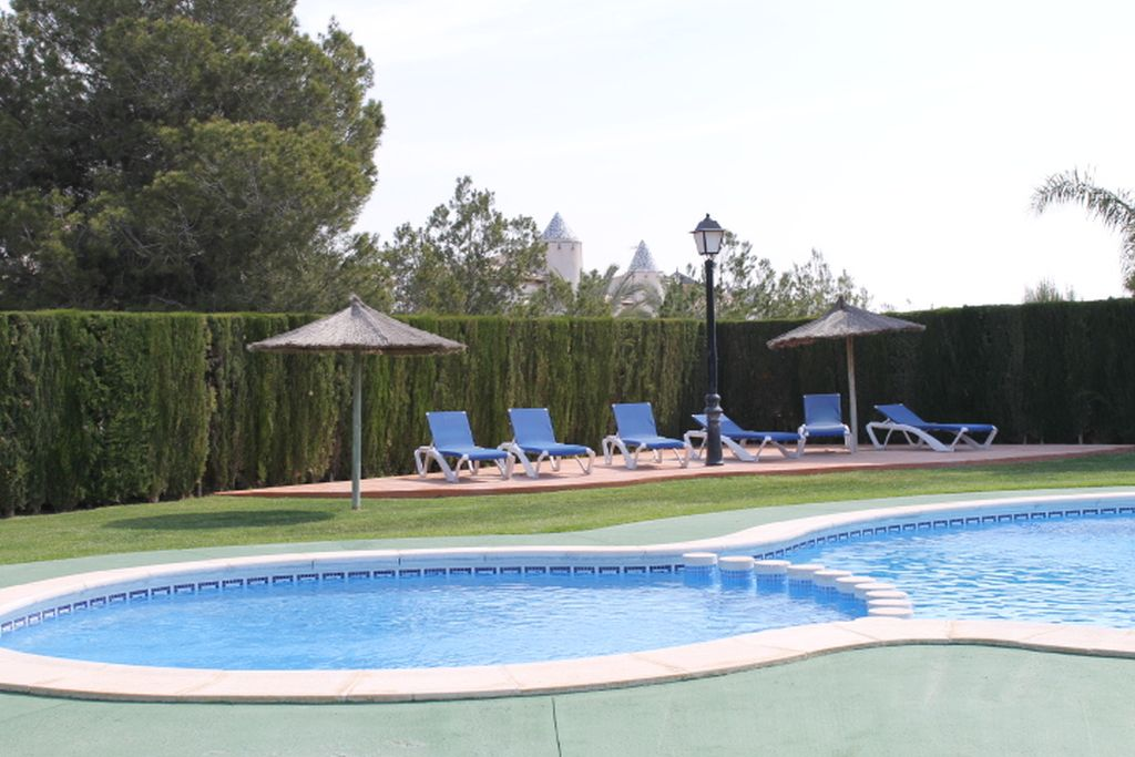 Playa Golf R5 1st flr apartment & comm pool P232 1